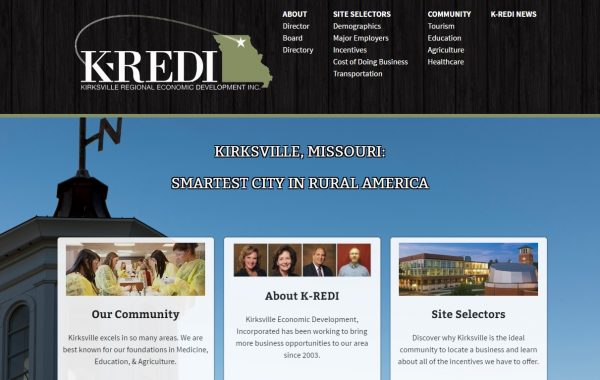 Kirksville Regional Economic Development Incorporated