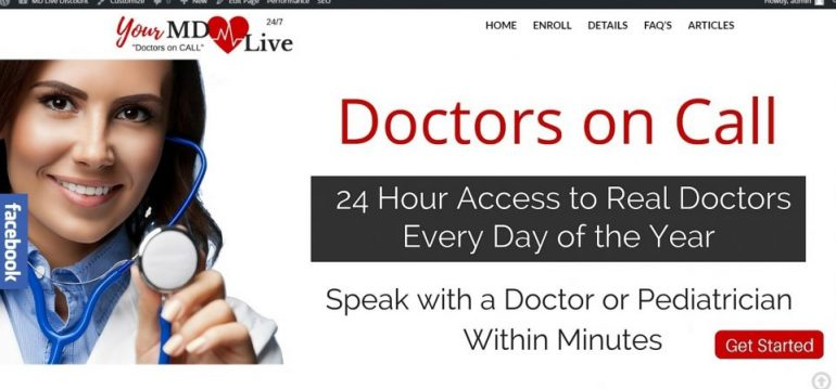 Your MD Live