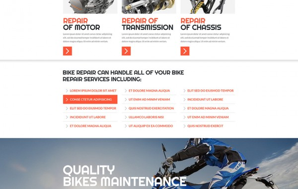 Quality Bikes Maintenance